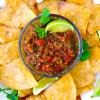 Homemade Texas Salsa