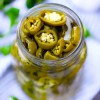 Quick Pickled Jalapenos