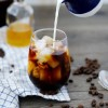Milk and Honey Cold Brewed Iced Coffee