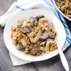 Healthy 20-Minute Chicken and Mushroom Stroganoff