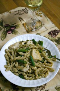 chicken picatta pasta 1