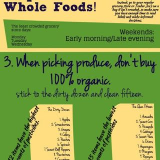 5 ways to shop for clean real food on a budget