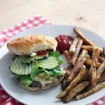 How to cook the most perfect, delicious, simple cheeseburger with four simple tips and tricks- takes less than 10 minutes!