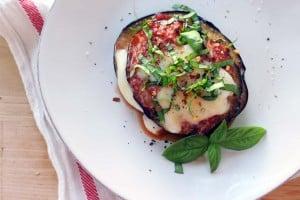 eggplant parmesan stacks 1