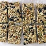 DIY Chewy Granola Bars