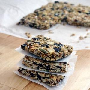 DIY chewy granola bars 3