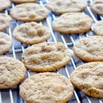 Orange Chai Spice Cookies