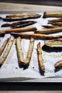 Perfect Oven Baked Fries 1