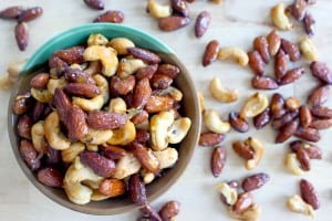sweet and spicy nuts 2