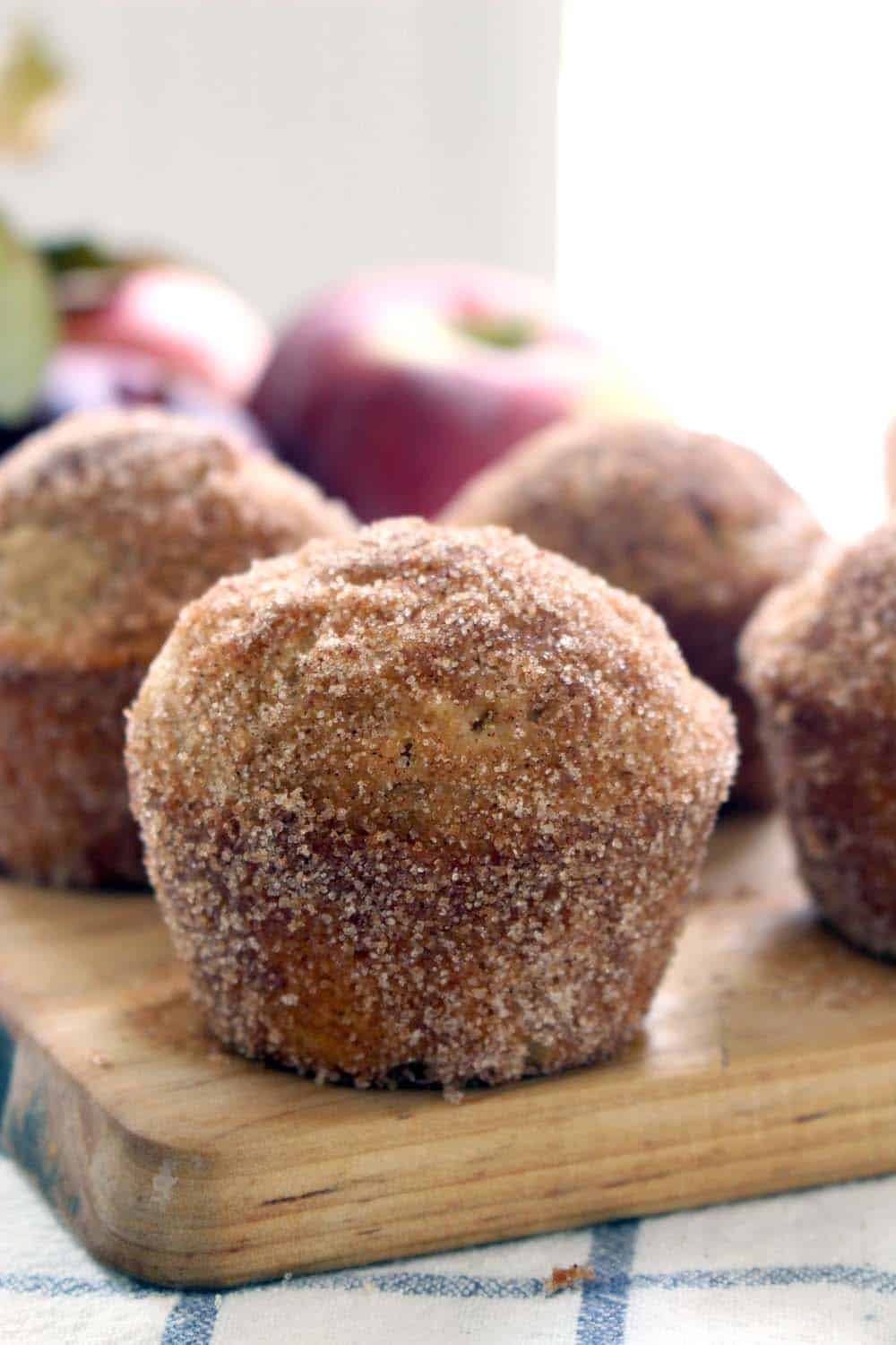 how to make muffins rise and fluffy