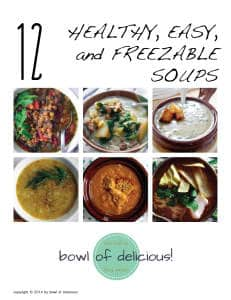 12 easy healthy and freezable soups cover