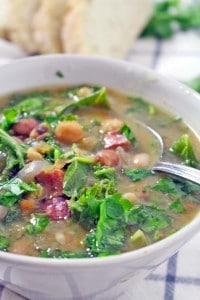 16 bean and kale soup 3