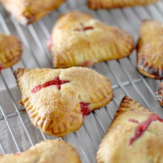 Strawberry Ginger Hand Pies