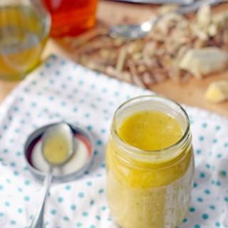Fresh Ginger and Honey Dressing / Marinade
