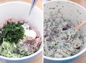 Tzatziki Greek Yogurt Chicken Salad 1