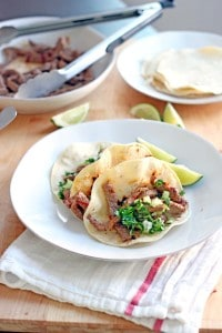 10-Minute Chipotle Steak Tacos 3