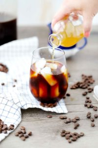 Milk and Honey Cold Brewed Iced Coffee 1