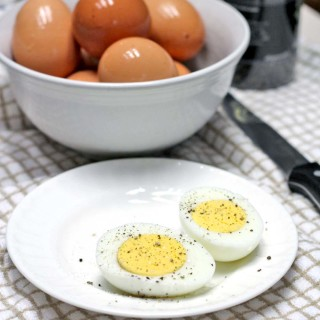 How to Make Perfect, Easy to Peel Boiled Eggs EVERY Time!