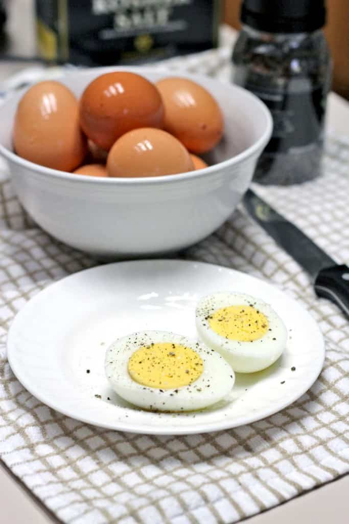 How To Boil Eggs Peel Easily