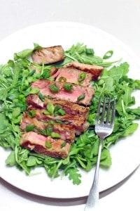 Six Minute Seared Ahi Tuna Steaks 3