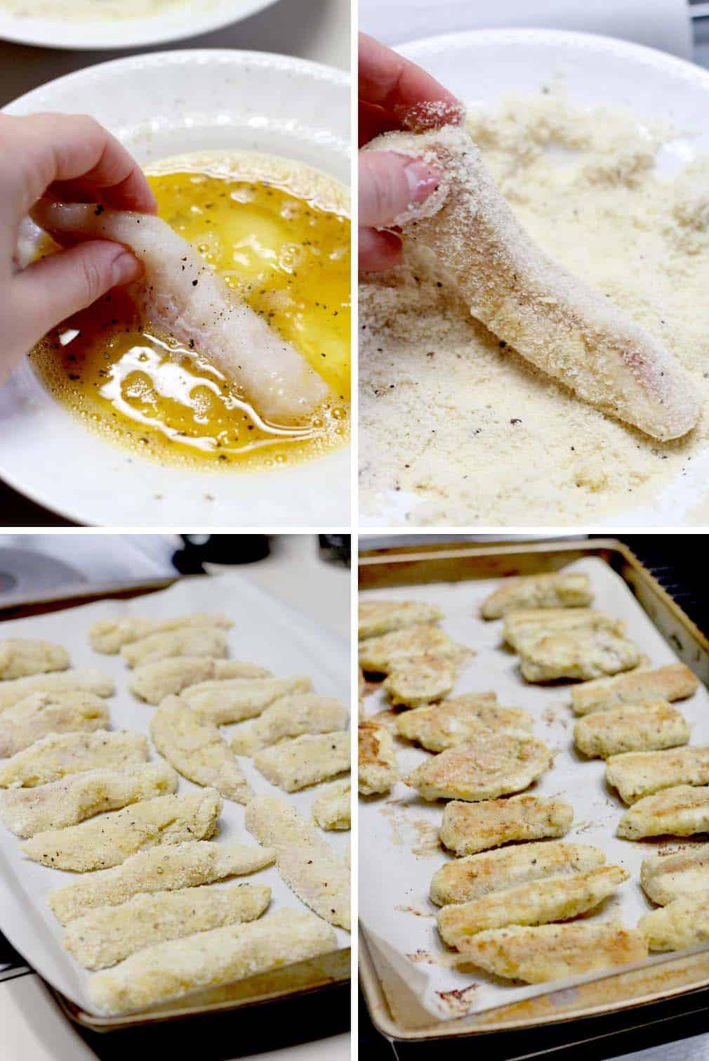 recipe: homemade fish sticks to freeze [3]