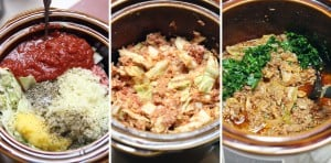 Spicy Slow Cooker Stuffed Cabbage Casserole 1