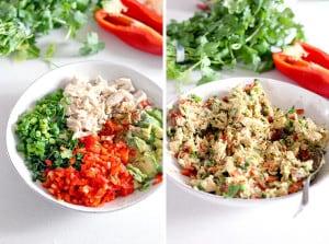 Fiesta Chicken Salad 1