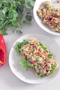 Fiesta Chicken Salad 4