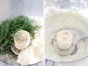 Paleo Tuna Croquettes with Lemon Dill Aoli 3