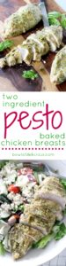 Two-Ingredient-Pesto-Baked-Chicken-Breasts