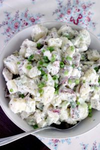 Cold Potato Salad with Buttermilk Dill Dressing 2
