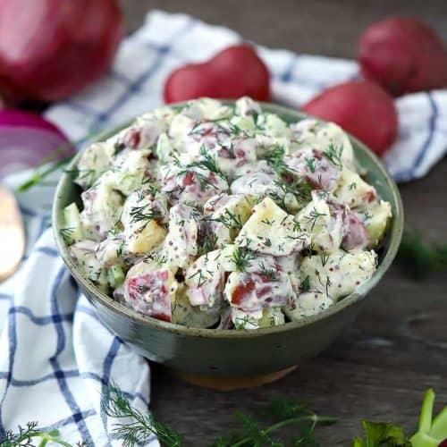 Best Potato Salad With Dijon Mustard