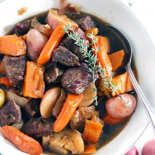 Irish Lamb and Potato Stew