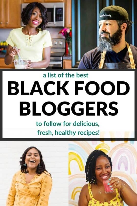 The Best Black Food Bloggers to Follow